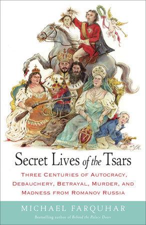 Secret Lives of the Tsars cover