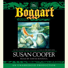 The Boggart Cover