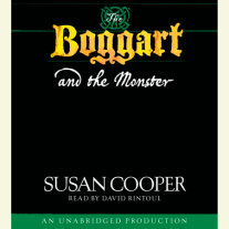 The Boggart and the Monster Cover