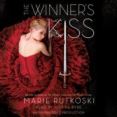The Winner's Kiss cover