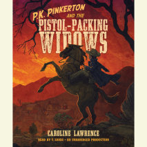 P.K. Pinkerton and the Pistol-Packing Widows Cover