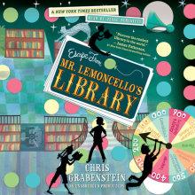 Escape from Mr. Lemoncello's Library Cover