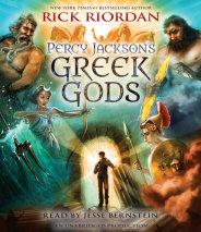 Percy Jackson's Greek Gods Cover