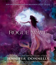 Waterfire Saga, Book Two: Rogue Wave Cover