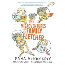 The Misadventures of the Family Fletcher Cover