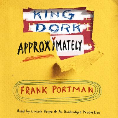 King Dork Approximately cover