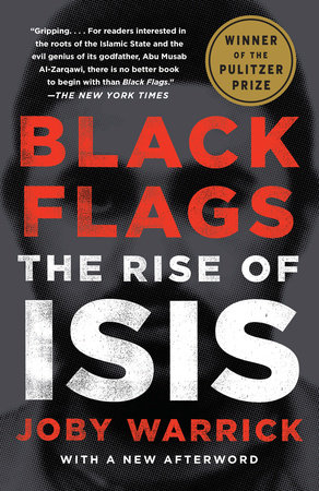 Black Flags Book Cover Picture