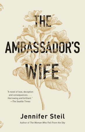 The Ambassador's Wife by Jennifer Steil