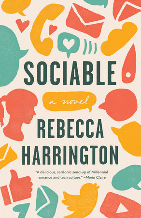 Sociable by Rebecca Harrington