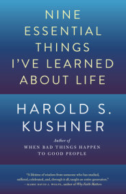When Bad Things Happen To Good People By Harold S Kushner
