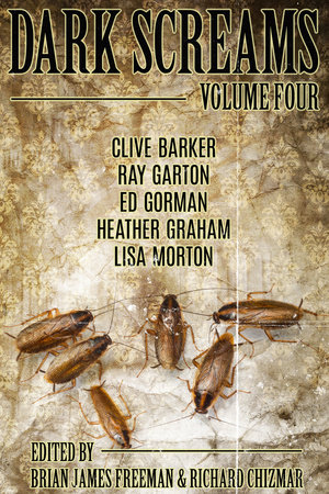 Dark Screams: Volume Four by Clive Barker, Ed Gorman and Heather Graham
