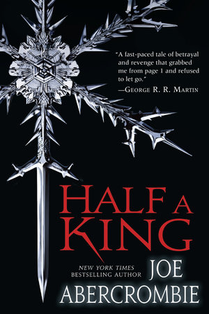 Half a King Book Cover Picture