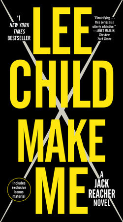 Make Me (with bonus short story Small Wars) by Lee Child