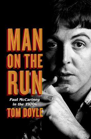 Man on the Run Book Cover Picture