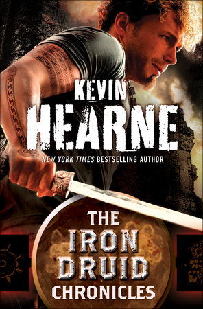 The Iron Druid Chronicles 6-Book Bundle