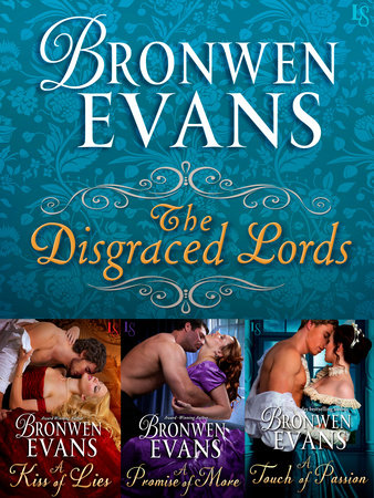The Disgraced Lords Series 3-Book Bundle by Bronwen Evans