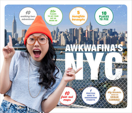 Awkwafina's NYC by Nora Lum