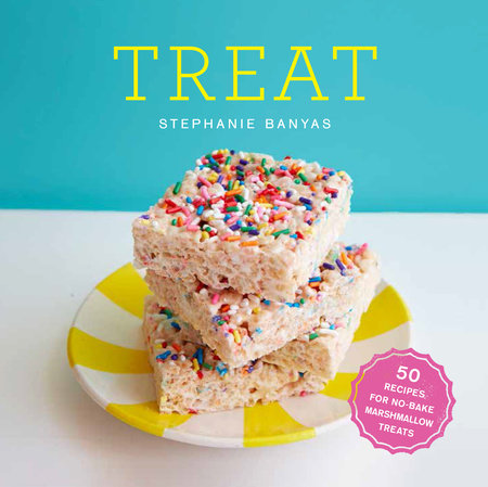 The cover of the book Treat