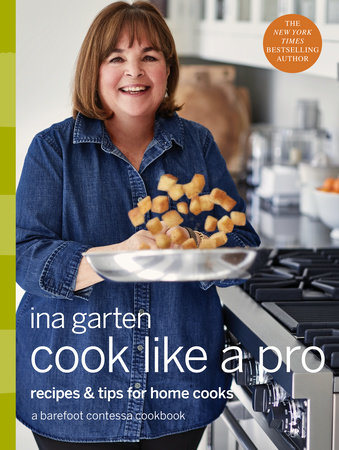 The cover of the book Cook Like a Pro