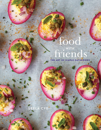 Food with Friends by Leela Cyd