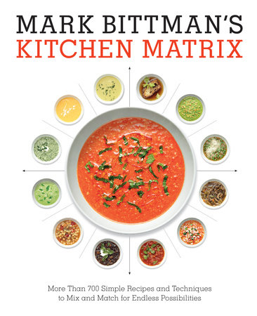 Mark Bittman's Kitchen Matrix by Mark Bittman