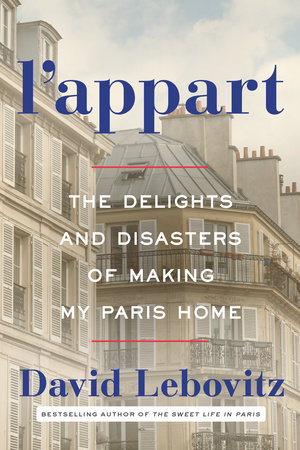 L'Appart Book Cover Picture
