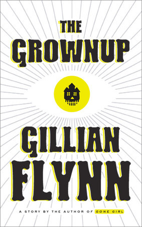 The cover of the book The Grownup