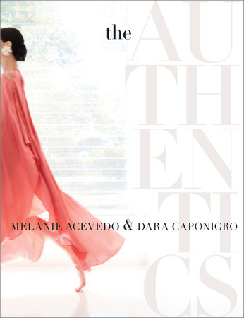 The cover of the book The Authentics: A Lush Dive into the Substance of Style
