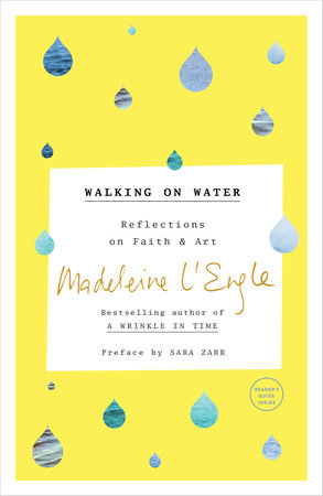 Image result for walking on water by madeleine l'engle