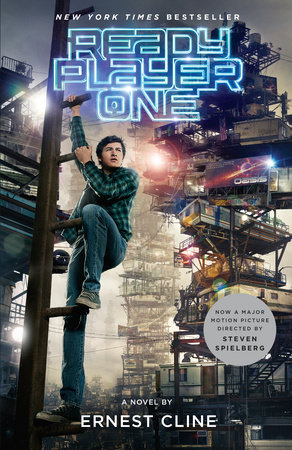 Ready Player One (Movie Tie-In) Book Cover Picture