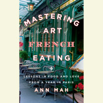 Mastering the Art of French Eating Cover