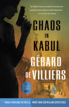 Chaos in Kabul Cover