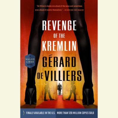 Revenge of the Kremlin cover