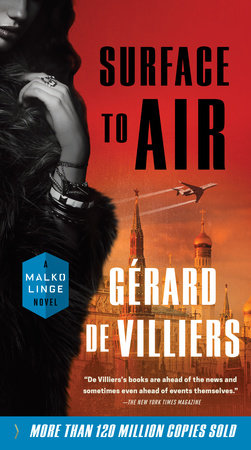 Surface to Air by Gérard de Villiers
