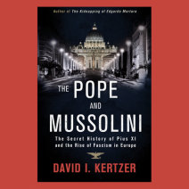 The Pope and Mussolini Cover