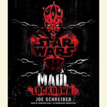 Lockdown: Star Wars Legends (Maul) Cover