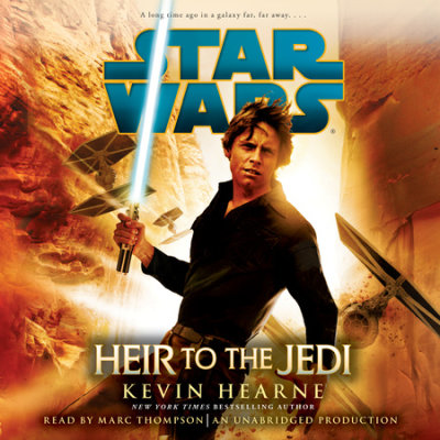 Heir to the Jedi: Star Wars cover