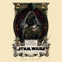William Shakespeare's Star Wars Cover