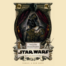 William Shakespeare's Star Wars Cover