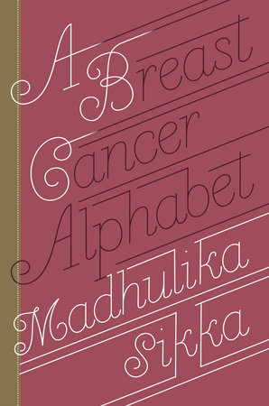 A Breast Cancer Alphabet cover