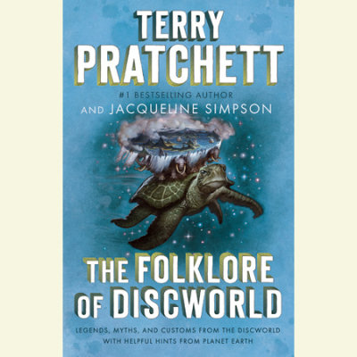 The Folklore of Discworld cover