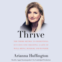 Thrive Cover