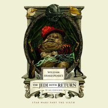William Shakespeare's The Jedi Doth Return Cover