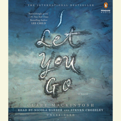 I Let You Go cover