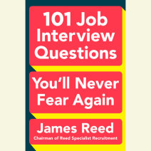 101 Job Interview Questions You'll Never Fear Again Cover