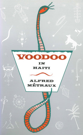 Voodoo in Haiti by Alfred Metraux