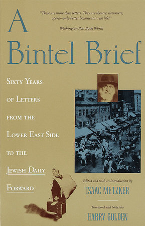 A BINTEL BRIEF by Isaac Metzker
