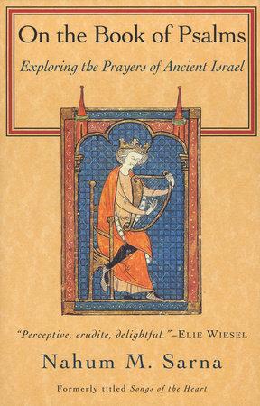 On the Book of Psalms by Nahum M. Sarna