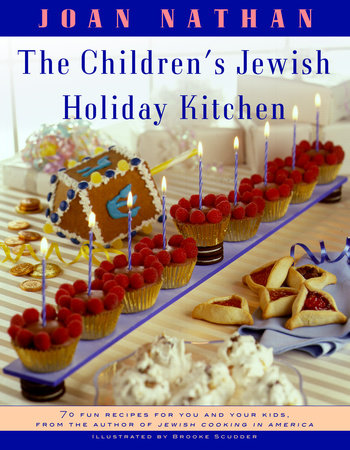 The Children's Jewish Holiday Kitchen