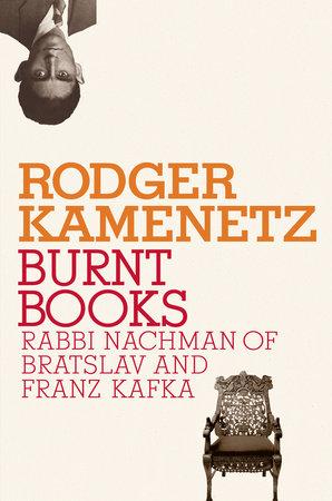 Burnt Books by Rodger Kamenetz